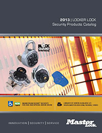 click to open Master Locks Catalog