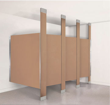 Bobrick Bathroom Partitions Style washroom partitions  washroom accessories  j. sallese & sons